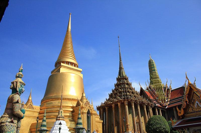 Bangkok Centre Hotel : Wat Phra Kaew