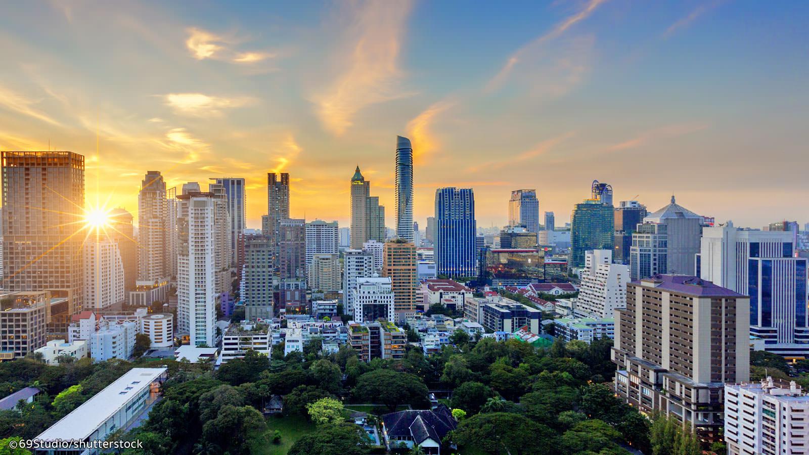 Bangkok Centre Hotel : Silom